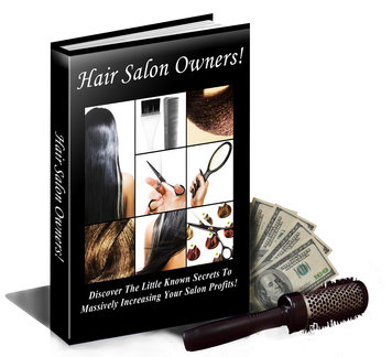 business plan of a salon